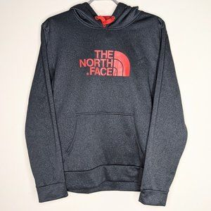 The North Face half dome pullover hoodie.
